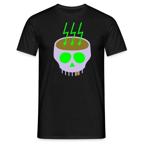 Hirnsturm - Männer T-Shirt
