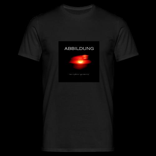 ABBILDUNG - Two-Sphere Geometry - Mannen T-shirt