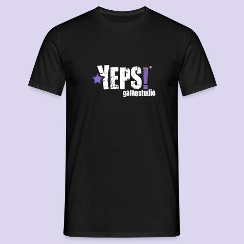 yeps-logo-regular - Männer T-Shirt