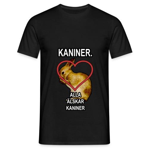 kaniner - Men's T-Shirt