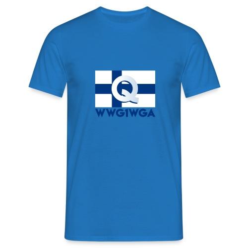 Suomi WWG1WGA - Miesten t-paita