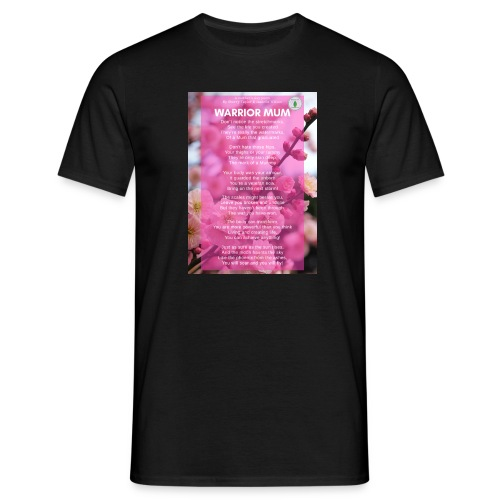 Mother's Day T-Shirt - Men's T-Shirt