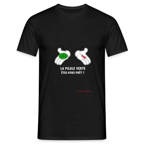 laPiluleVerte - T-shirt Homme