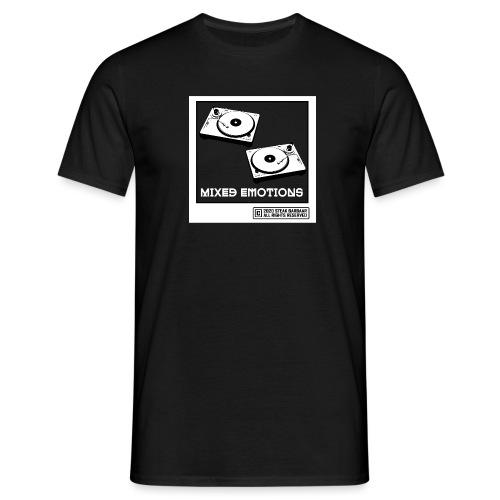 Mixed Emotions - Mannen T-shirt