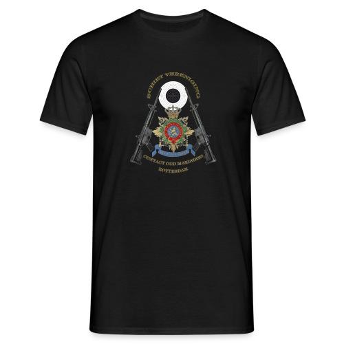 COM SV KLEUR1 TBH - Mannen T-shirt