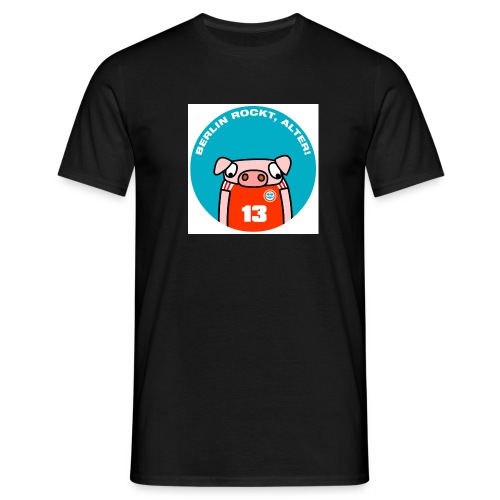 mug0004 - Männer T-Shirt