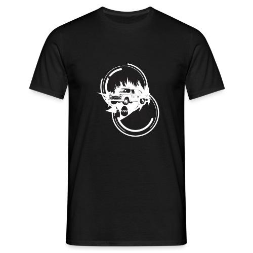 ninho-taxi - Maglietta da uomo