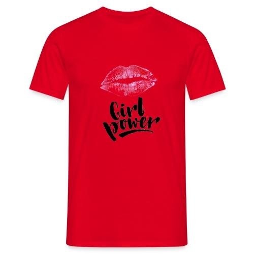 Girl Power - T-shirt Homme