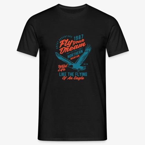 Stehlen Sie Ihren Traum - Männer T-Shirt