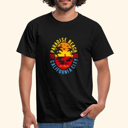 Sunshine Paradise - Männer T-Shirt