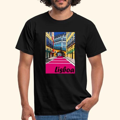 Lisboa - T-shirt Homme