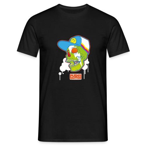 Ptb Skullhead 2 - Men's T-Shirt