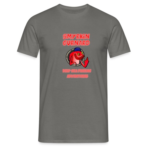FISH T SHIRT2 - Men's T-Shirt