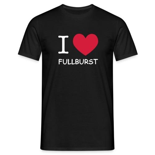 i-love-fullburst - T-shirt Homme