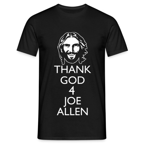 ThankGodAllen - Men's T-Shirt