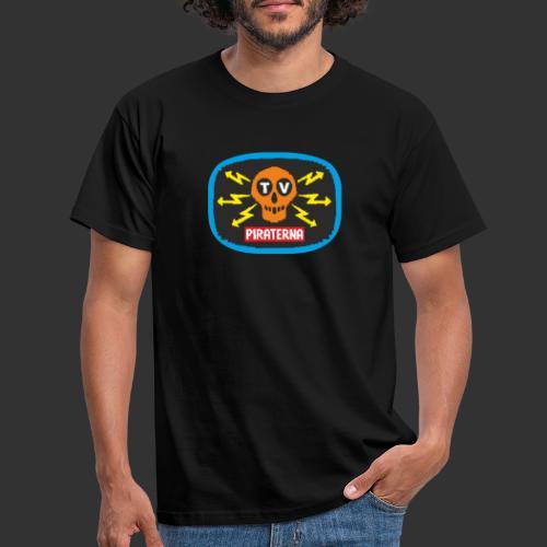 TV-piraterna - T-shirt herr