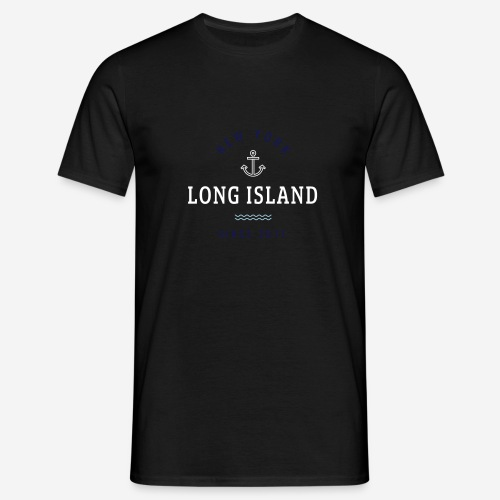 NEW YORK - LONG ISLAND - Maglietta da uomo