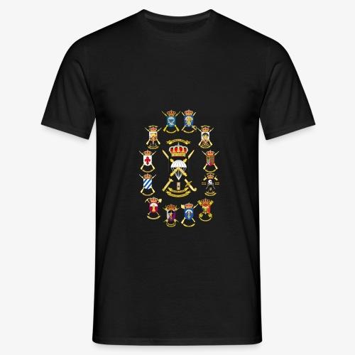 UNIDADES BRIPAC - Camiseta hombre