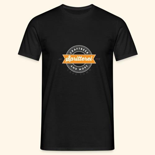 29 Spritterei LOGO 08 01 png - Männer T-Shirt