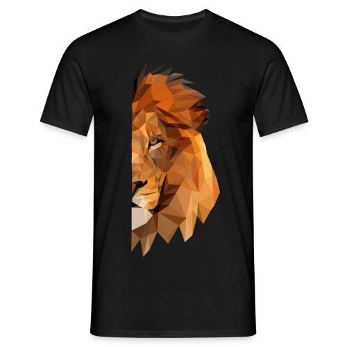 LION - MINIMALISTE - T-shirt Homme