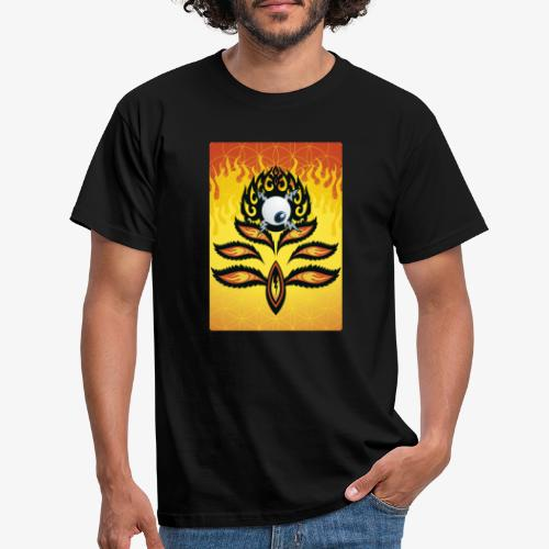 Crack in the Cosmic Egg - T-shirt herr