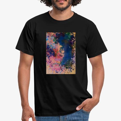AisahArt - Maglietta da uomo