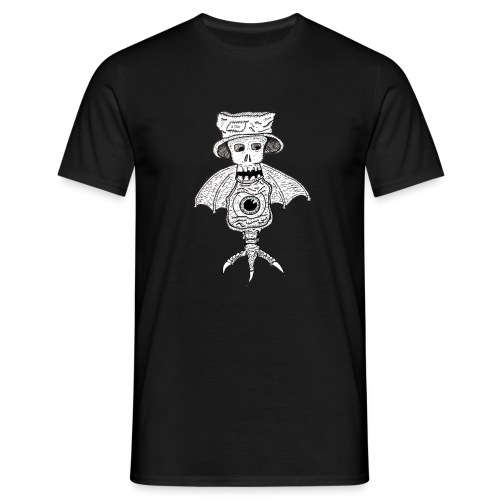 SkullBatEye - T-shirt Homme