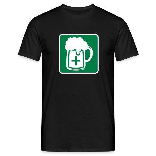Pharmacie Biere - T-shirt Homme