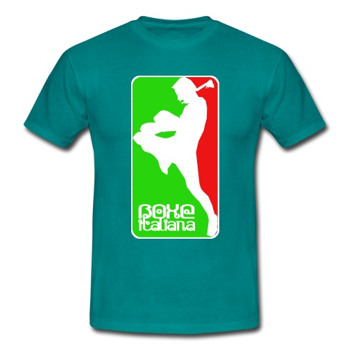 boxe italiana - Men's T-Shirt