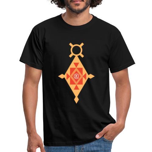 Etoile Croix du Sud Berbère - T-shirt Homme