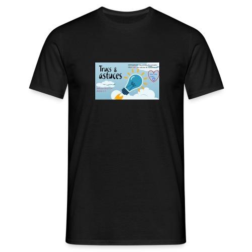 astuces mansour - T-shirt Homme