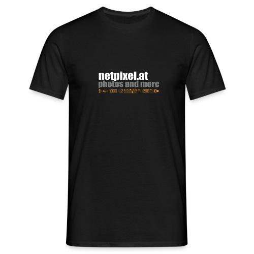 netpixel at - Männer T-Shirt