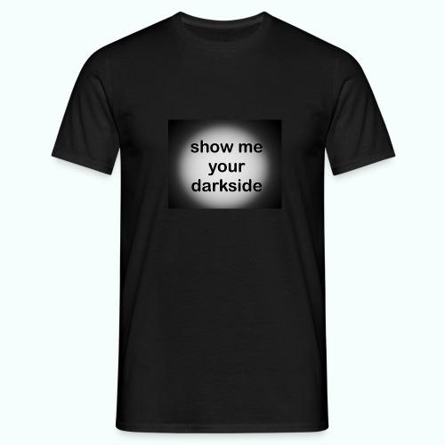 darkside. IMG 6968 - Männer T-Shirt