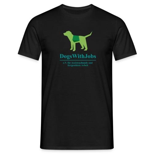 dwj png - Männer T-Shirt