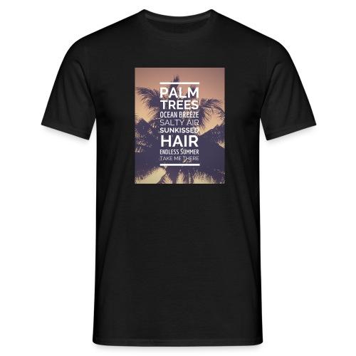 Palm shirts - Männer T-Shirt