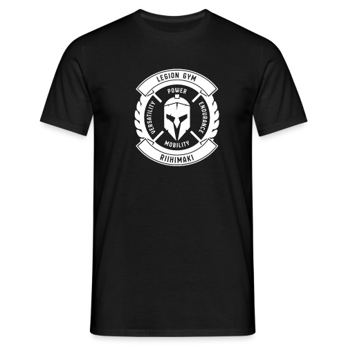 Legion Gym Riihimäki - Miesten t-paita