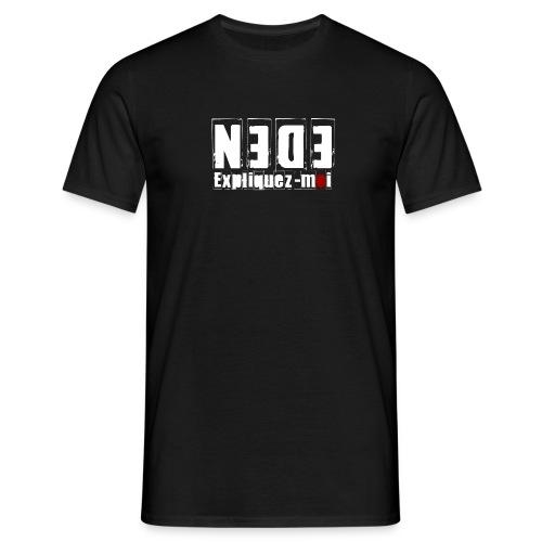 EDEN INVERSE 01 png - T-shirt Homme