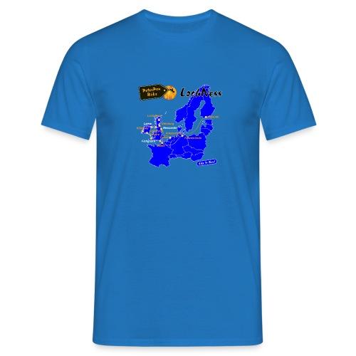 LochNess-01-01 - Miesten t-paita