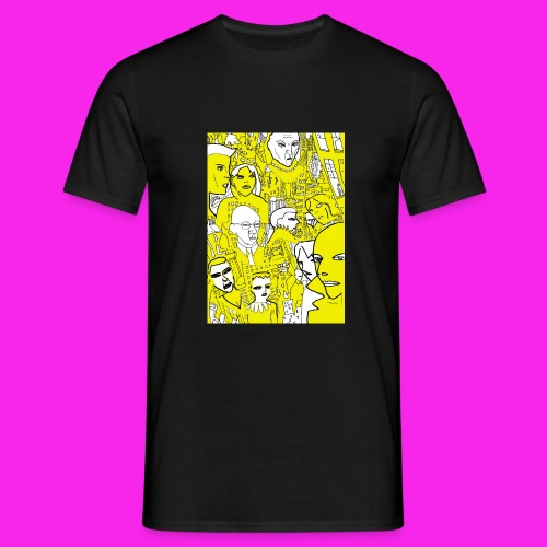 luscious gold - Men's T-Shirt