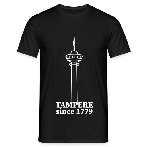 Tampere since 1779 - Miesten t-paita