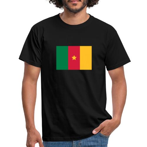 TKC Drapeau Cameroun - T-shirt Homme