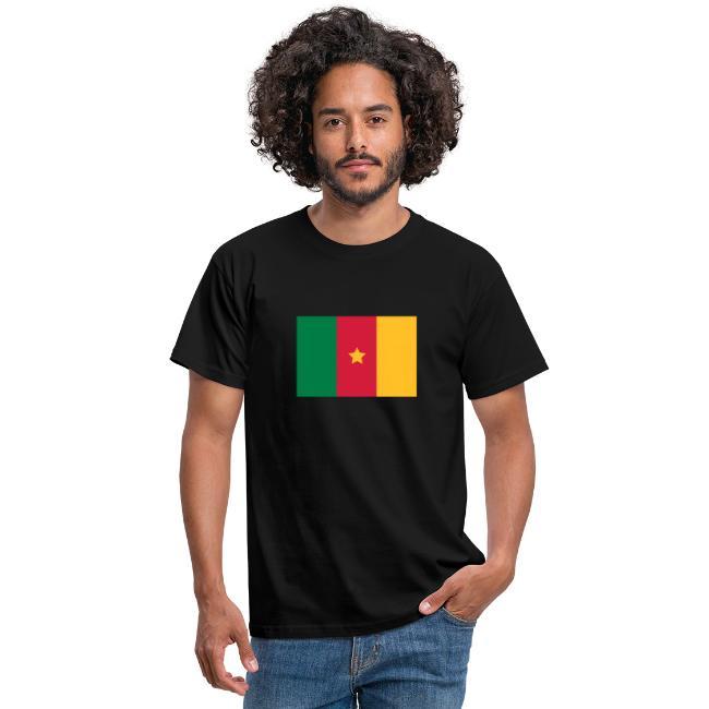 TKC Drapeau Cameroun