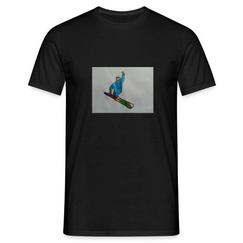 snowboard - Maglietta da uomo