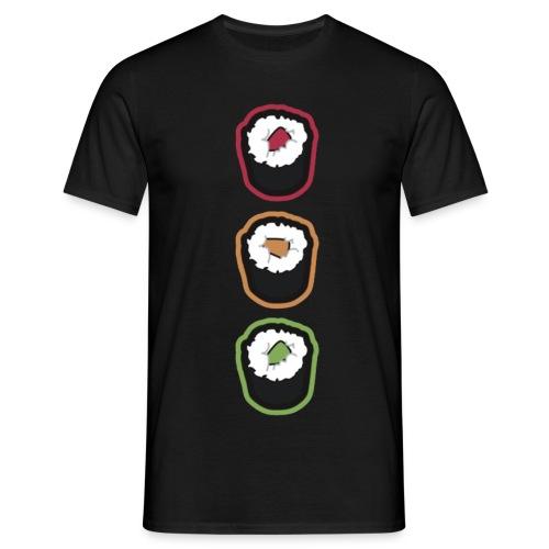 shirtsushi2 png - Maglietta da uomo