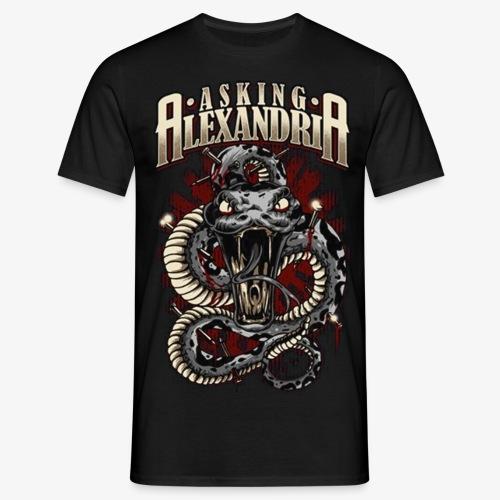 Asking Alexandria 1 - Camiseta hombre