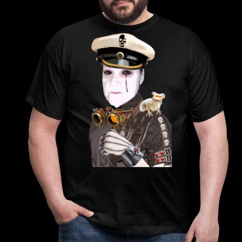 STEAMPUNK PORTRAIT GOTHIQUE - T-shirt Homme
