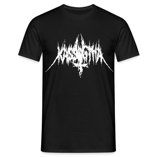 Kassogtha Logo - Men's T-Shirt
