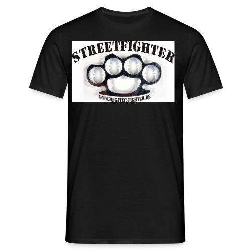 Schlagring - Männer T-Shirt