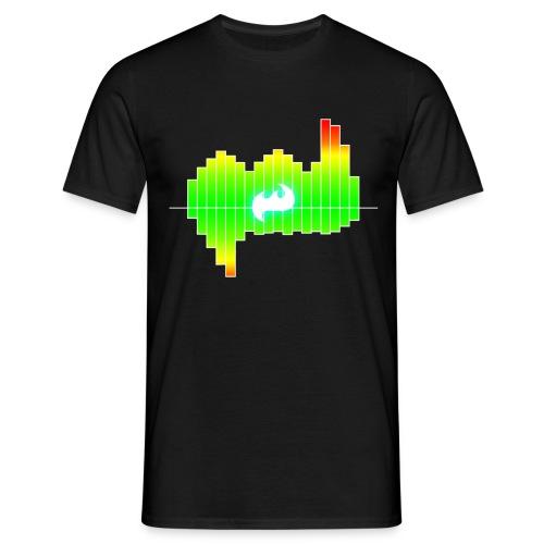 Highfish Beat - Männer T-Shirt