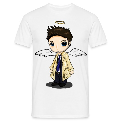 Team Castiel (dark) - Men's T-Shirt